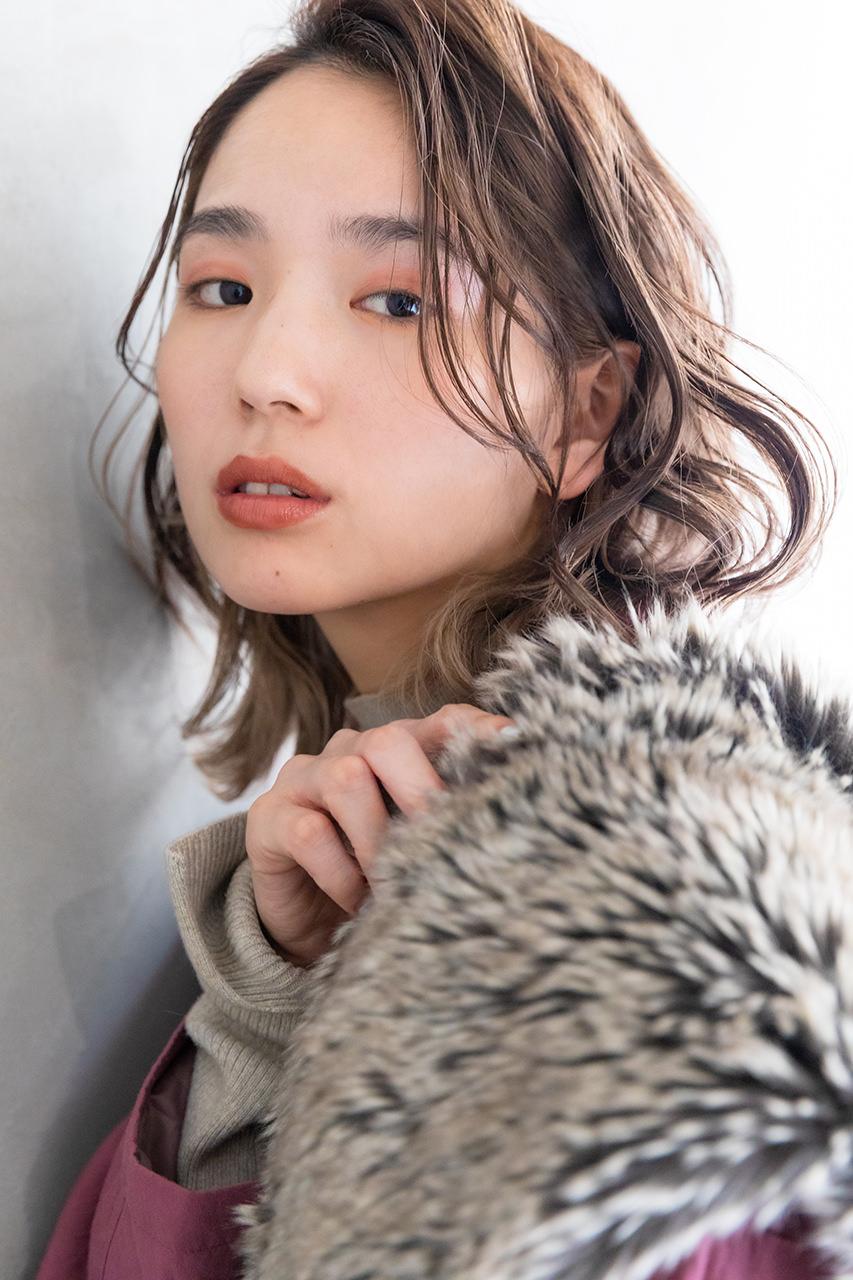 H[eitf] Winter Nuance Make – #01 sensual red